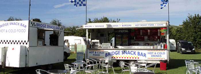 burger van hire chesterfield