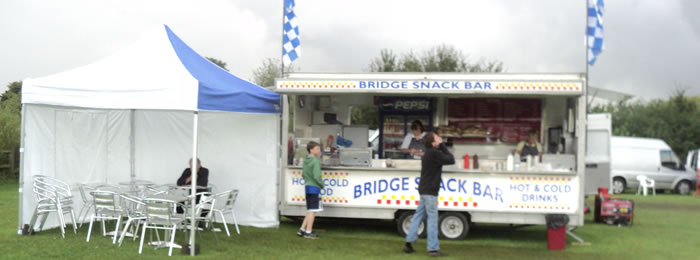 chesterfield burger van hire